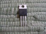 Mosfet IRFB4110, 100V, 3,7 mOhm